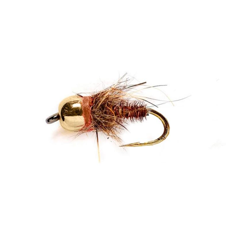 Nymph fly Baetis