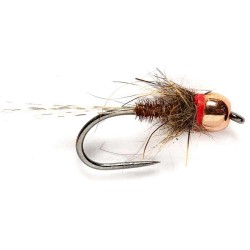 Fly Baetis RED NECK P.T....