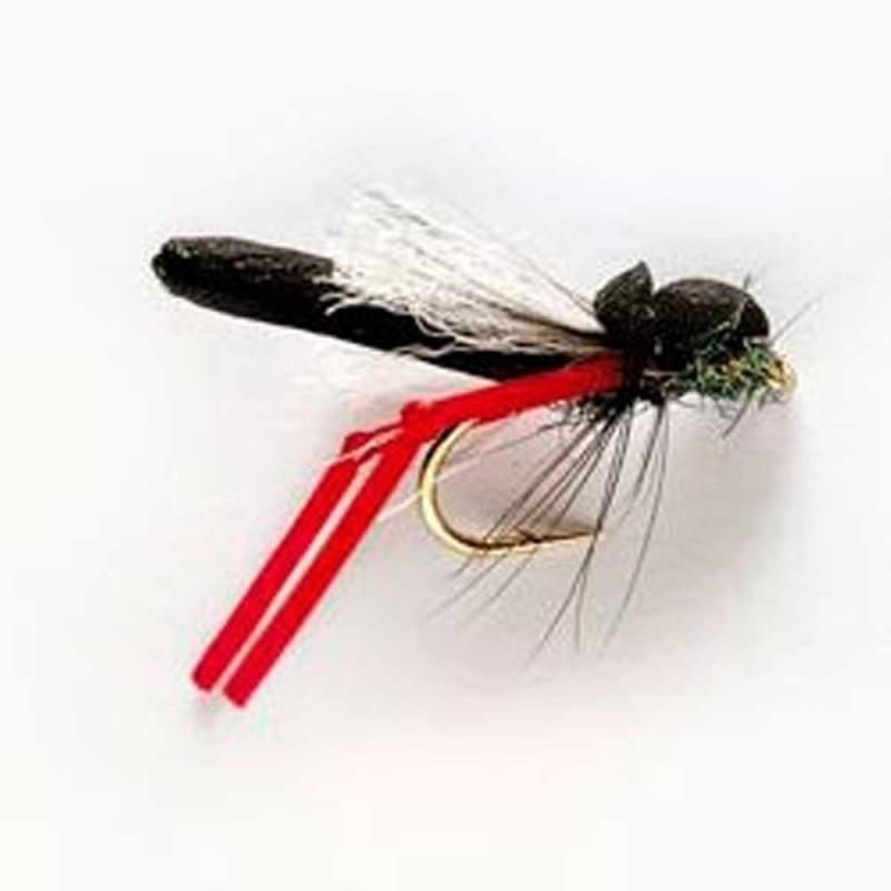 Fly Baetis FOAM HEATHER FLY 14