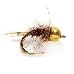 Fly Baetis MICRO BEAD HEAD...