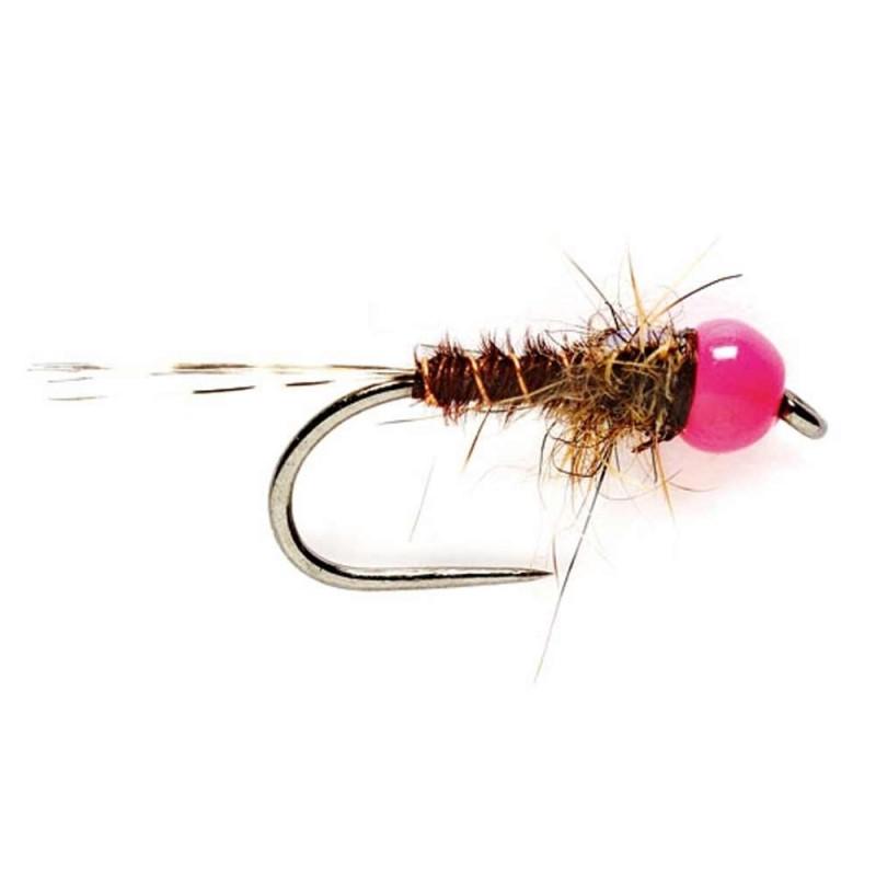 Fly Baetis SR PINK H.M. JIG BL