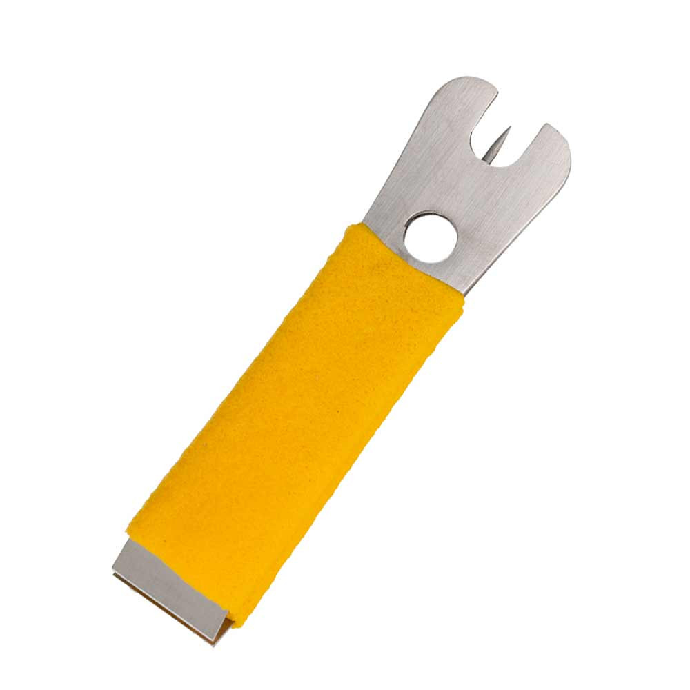 Cortahilos grip Baetis yellow